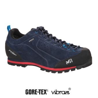 Millet FRICTION GTX - Approach Shoes - Men's - sapphire/red