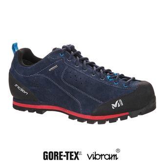 Millet FRICTION GTX - Zapatillas de aproximación hombre saphir/red