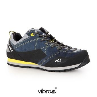 Zapatillas de aproximación Vibram® hombre ROCKWAY majolica/yellow