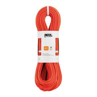 Petzl ARIAL - Cuerda simple 9,5mm orange