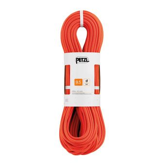 Petzl ARIAL - Single Rope - 9.5mm orange