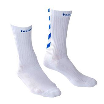 Hummel AUTHENTIC - Chaussettes blanc/royal