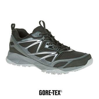 Merrell CAPRA BOLT GTX - Chaussures randonnée Homme black