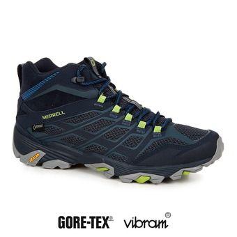 Chaussures randonnée homme MOAB FST MID GTX® navy