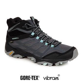 Chaussures de randonnée femme MOAB FST MID GTX granite
