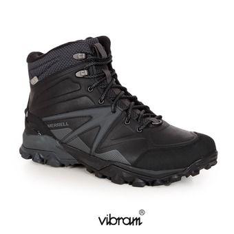 Chaussures randonnée homme CAPRA GLACIAL ICE black