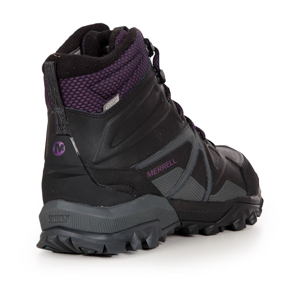 Capra Chaussures Femme Ice Randonnée Black Merrell Glacial Jc3lKuTF1