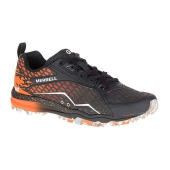 Chaussures trail homme ALL OUT CRUSH TOUGH MUDDER orange