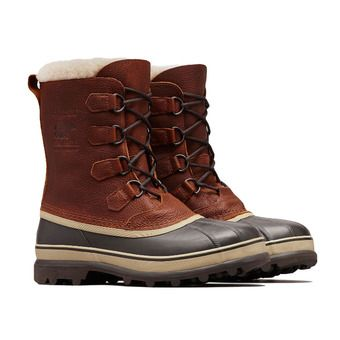 Sorel CARIBOU WL - Après-Ski Boots - Men's - tobacco