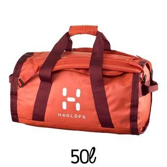 Sac de sport 50L LAVA habanero/dark ruby