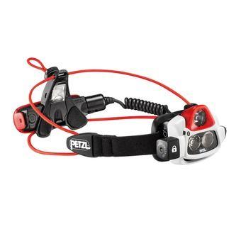 Petzl NAO+ - Linterna frontal blanco/rojo/negro
