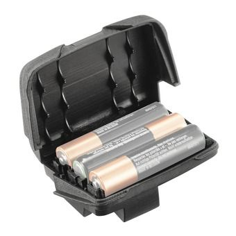 Petzl REACTIK - Boitier de recharge pour piles noir