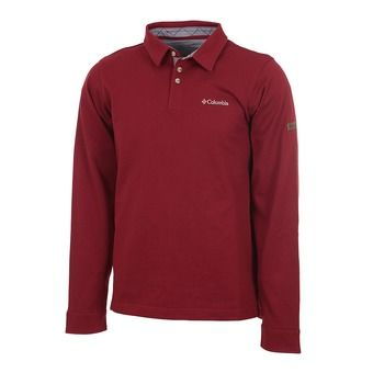 Polo hombre FIELDS OF GREY™ red element