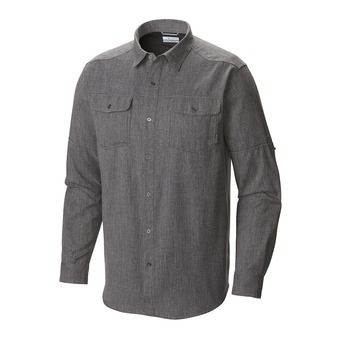 Chemise ML homme PILSNER LODGE shark heather