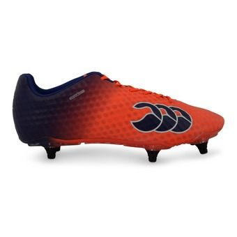 Chaussures rugby homme SPEED ELITE firecracker/clematis