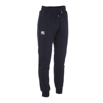 Pantalon jogging homme TAPERED CUFFED FLEECE navy
