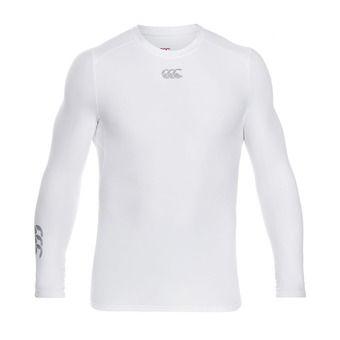 Canterbury THERMOREG - Camiseta térmica hombre white