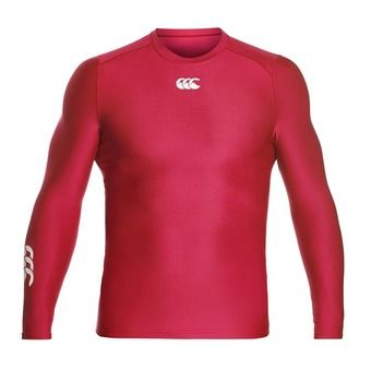 Canterbury THERMOREG - Sous-couche Homme flag red