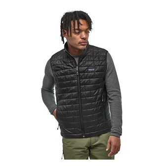 Sleeveless Down Jacket - Men's - NANO PUFF black