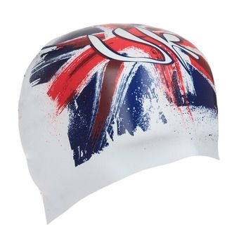Bonnet de bain PRINT 2 flag UK