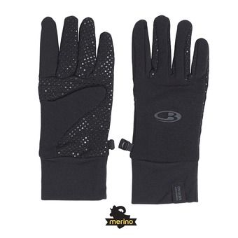 Touchscreen-Compatible Gloves - SIERRA black