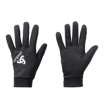Odlo STRETCHFLEECE LINNER WARM - Sous-gants black