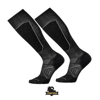 Calcetines de esquí SKI LIGHT ELITE black