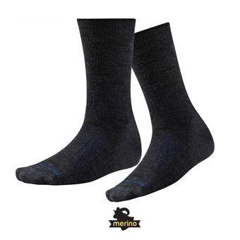 Chaussettes PHD OUTDOOR HEAVY CREW charcoal