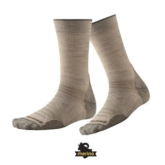 Chaussettes PHD OUTDOOR LIGHT CREW oatmeal