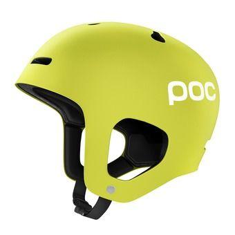 Poc AURIC - Casque ski hexane yellow