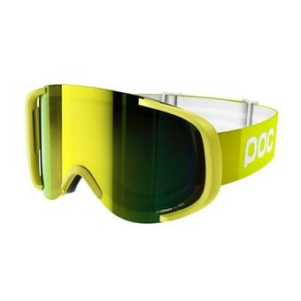 Gafas de esquí CORNEA hexane yellow-bronze/yellow mirror