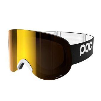 Gafas de esquí LID uranium black-pink/gold mirror