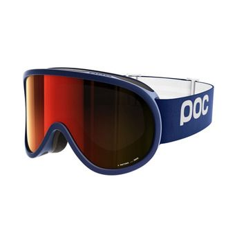 Gafas de esquí RETINA butylene blue/persimmon-red mirror
