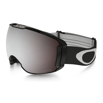 Masque de ski AIRBRAKE XL matte black - prizm black iridium® + prizm rose