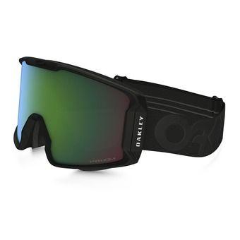 Gafas de esquí/snow LINE MINER factory pilot blackout/prizm jade iridium