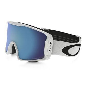 Gafas de esquí/snow LINE MINER factory pilot whiteout/prizm sapphire iridium