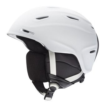 Smith ASPECT - Casco de esquí matte white