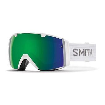 Masque de ski I/O white - écran chromaPop sun