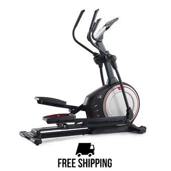 Vélo elliptique 7kg ENDURANCE 420E