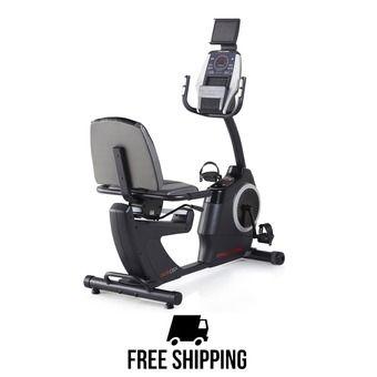 Pro-Form 325 CSX - Vélo semi-allongé