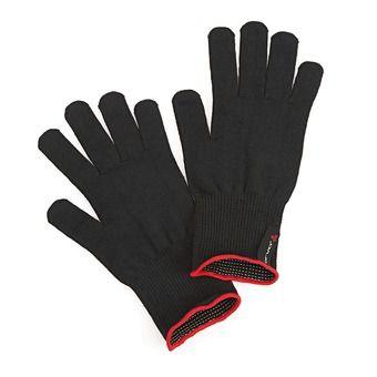Arva INNER - Sous-gants noir