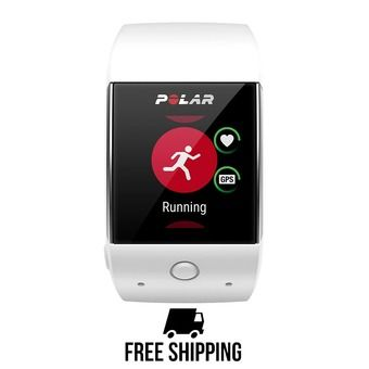 Reloj deportivo GPS M600 white
