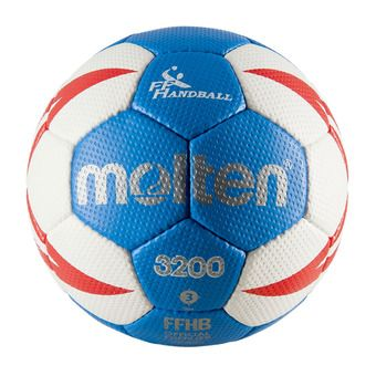 Molten HX3200 - Ballon handball rouge/roy
