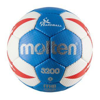 Molten HX3200 - Balón de balonmano red/roy