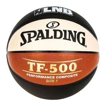 Spalding LNB TF 500 - Ballon basket orange/noir/blanc
