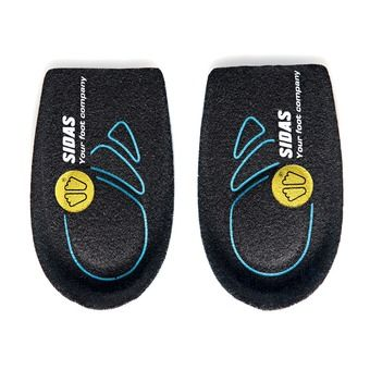 Heel Cushions - GEL PAD black/blue