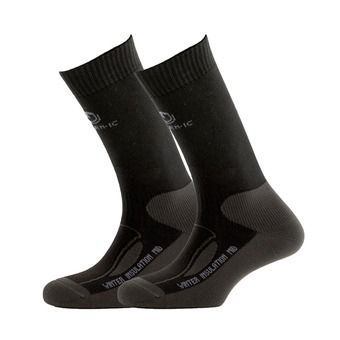 Socks - WINTER INSULATION MID black