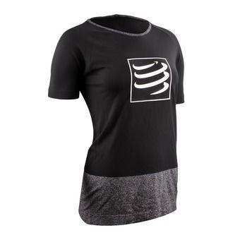 Camiseta mujer TRAINING negro