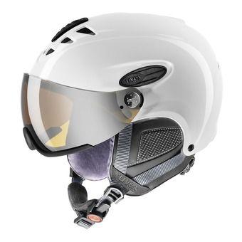 Casco de esquí HLMT 300 VISOR White