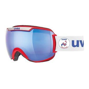 Gafas de esquí DOWNHILL 2000 LM  red frenchies